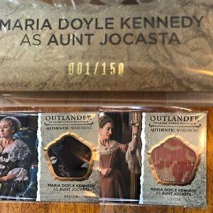 Number 1 Outlander Season 4 Oversized Wardrobe Cards OS-M10 OS-M15 Aunt Jocasta