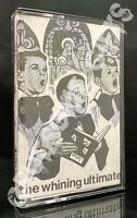 No Milk on Tuesday The Whining Ultimate Cassette Tape 80s Punk OOP Single + Live