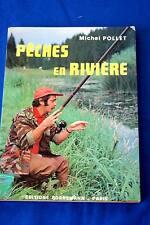 PECHES EN RIVIERE,MICHEL POLLET,BORNEMANN-1978,ILLUSTRE