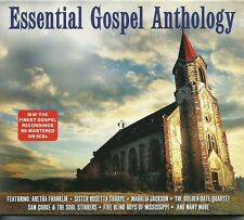 ESSENTIAL GOSPEL ANTHOLOGY - 2 CD BOX SET - THIS TRAIN, EACH DAY & MANY MORE