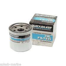 Mercury Outboard Engine Oil Filter 35-822626Q03 - 8, 9.9, 15, 25 & 30hp 4 Stroke