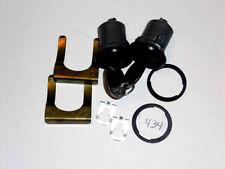 1986 87 88 89 90 91 92 Camaro Door Lock set with black caps  434