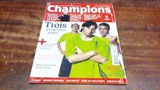 rare magazine football CHAMPIONS UEFA champions league N°2 decembre 2007