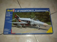 "REVELL f-4f PHANTOM II ""anniversary""  PLASTIC MODEL 1/72"