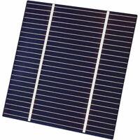 Sol Expert 60010 Monocrystalline Solar Cells 0.50V 0.77A 50 x 50mm