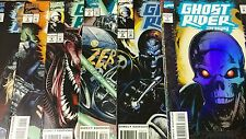 From Avengers Comic lot Ghost Rider 2099 1-6 VF+ bagged