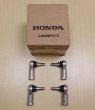 New 2005-2014 Honda TRX 500 TRX500 Foreman ATV OE Set of 4 Tie Rod Ends