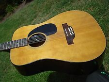 1970-1975 Gibson B-45 12 String Vintage Acoustic Guitar