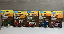 Ertl Farm Machinery of the World Tractor Case Ford Ih Massey John Deere