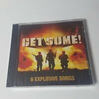 New Get Some 6 Bonus Songs Inspired by Tropic Thunder Soundtrack CD PROMO 08 EP