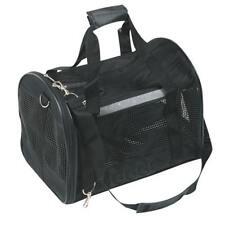 schwarze 40 cm Tragetasche Nylon Transporttasche, Katzentasche ( Hund )  506625