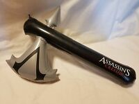 Assasin's Creed 3 Video Game Blow Up Balloon Axe Toy Tomahawk Display