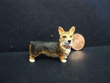 Dollhouse Dog/ Welsh Corgi/A4592