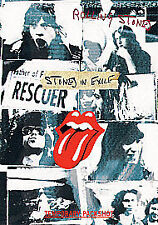 The Rolling Stones - Stones In Exile (DVD) . FREE UK P+P .......................