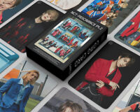 54pcs Set Kpop NCT2020 Lomo Card RESONANCE Pt.2 Collective Lomocards Photocard