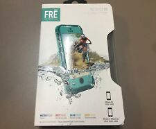 LifeProof FRE Waterproof Case Cover Protection for iPhone 5 Iphone 5s SE Teal
