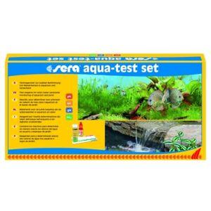 NEW Advanced Sera Aqua Test FRESH Box Master Multi Test Kit Freshwater Aquarium