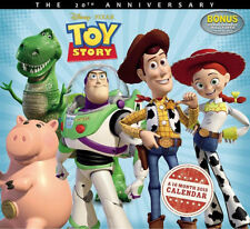 Walt Disney/Pixar Toy Story Movie 16 Month 2015 Wall Calendar, New Sealed