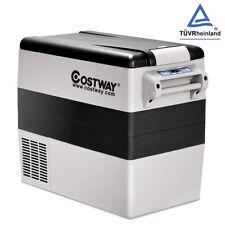 55 Quarts Portable Electric Car Cooler Refrigerator/Freezer Compressor Camping