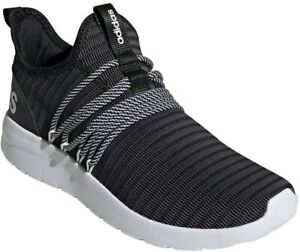 Adidas Cloudfoam Lite Racer Adapt Mens Slip On Shoes Running Gym F36661 Size 13