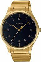 NEU Casio Gold Herren Armbanduhr Casio Collection LTP-E140GG-1BEF