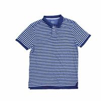 Fat Face Men's Short Sleeve Polo Top M Colour:  Blue