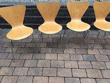 Arne Jacobsen Fritz Hansen Series 7 Style Chair 12 In Total