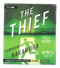 The Thief by Fuminori Nakamura (2012, CD) audiobook