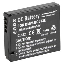 DMW-BCJ13E BCJ13 BCJ13PP Battery Replacement for Panasonic for Lumix DMC-LX5 LX7