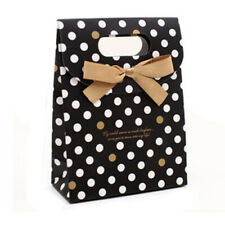 Luxury Flowers Polka Dots Lavenda Candy Jewellery Sweats paper gift bags paper