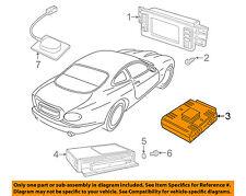 JAGUAR OEM GPS Navigation System-Driver Info Information Center Module LJD2442FC