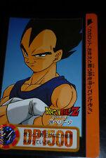 DRAGON BALL Z GT DBZ HONDAN PART 17 CARDDASS DP CARD CARTE 28 JAPAN 1993 NM
