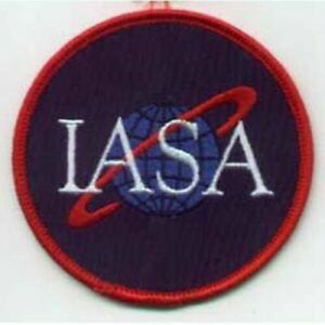 "Farscape, IASA ""lnternational Aeronautics & Space Administration"" Mission Patch"