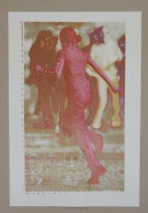 Rob BIRZA, Europa Edition 1a aus 1998 - FarbSerigraphie