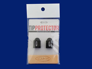Kamui Tip Protector Black for your pool cue. Authorized Distributor.
