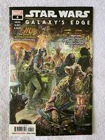 Disneyland Star Wars Galaxy's Edge Comic Book Cast Member Exclusive #4 New