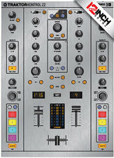 Native Instruments Z2 Skin brushed silver