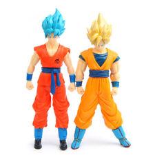 Best Gift--Kids Boys Anime Dragon Ball Goku Model PVC Action Figure Toy 2pcs/set