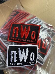 NWO Wrestling Patches (2)