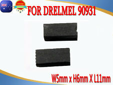 Carbon Brushes For DREMEL 2610907940 90931 rotary tool 398 400 series