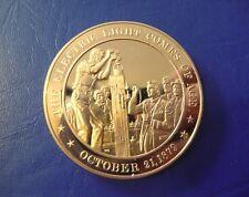 1879 Electric Light - Franklin Mint Solid Bronze Commemorative Medal