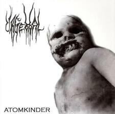Urgehal - Atomkinder CD 2008 reissue black metal Norway Agonia Records