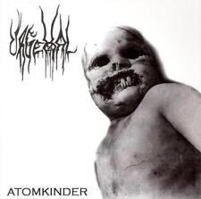 Urgehal - Atomkinder CD 2008 reissue black metal Norway Agonia Records