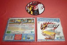 Dreamcast Crazy Taxi 2 [PAL (Fr)] Sega Console *JRF*