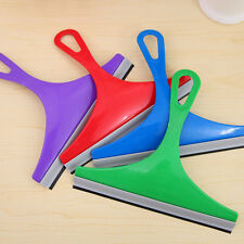 NEW Window Glass Wiper Cleaner Squeegee Car Handheld Blade Home Bathroom 1pcs