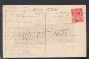 Genealogy Postcard - Healy - 9 Poplar Avenue, Mitcham, Surrey  RF7267