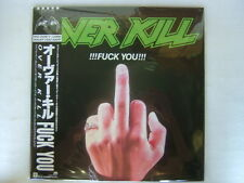 OVER KILL FUCK YOU / WITH OBI