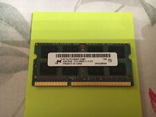 MICRON 4GB 2Rx8 PC3-12800S-11-11-FP (MT16JTF51264HZ-1G6M1)