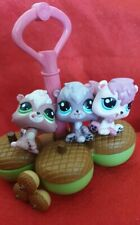 LPS Littlest Pet Shop Squirrel Triplets Petriplets #1882 #1883 #1884