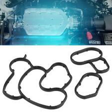 10 sets Oil Cooler Filter Housing Gasket Seal For BMW 11427508970 11427508971